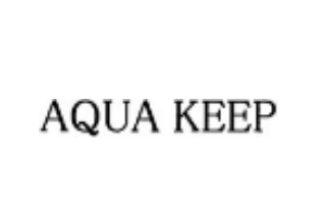 AQUA KEEP is accepted for registration as a whole, not AQUA separately