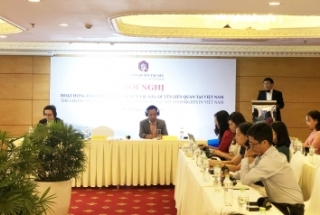 Conference on evaluating activities of collective representation of copyright and related rights in Vietnam