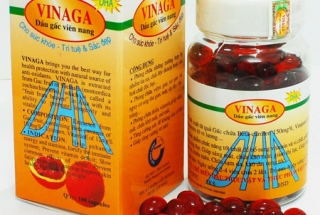 VITAGA Gac oil products infringe upon the intellectual property rights of VINAGA